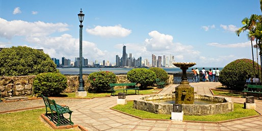Latin America Fares from New Orleans, R/T, From $325