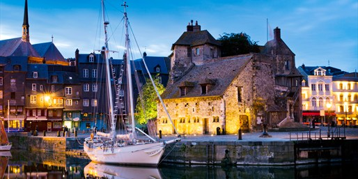 photo : Honfleur