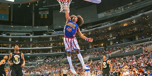 $42 -- Harlem Globetrotters Renew Rivalry in Buffalo