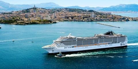 479€ -- Crucero 8 días por el Mediterráneo, única salida