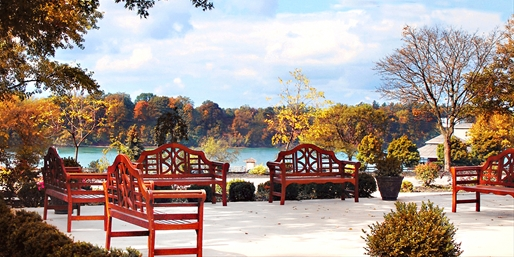 $99 -- N.Y.: Niagara Riverside Mansion incl. $50 in Credits