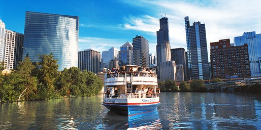 $75 -- Go Chicago Card Pass to Top Attractions