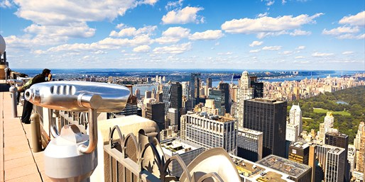 $68 -- New York Explorer Pass to Top Attractions