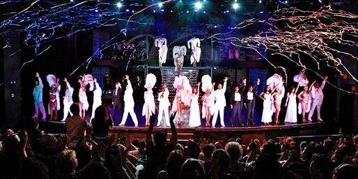 $39 -- 'Vegas! The Show' at Saxe Theater, Reg. $96