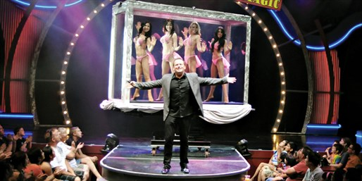 $10 -- Family-Friendly Comedy & Magic Show, Reg. $60