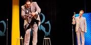 $62 -- Celeb Magicians Penn & Teller in Vegas, 40% Off
