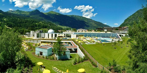 149-159 € -- Wellness-Tage in Bad Hofgastein mit Halbpension