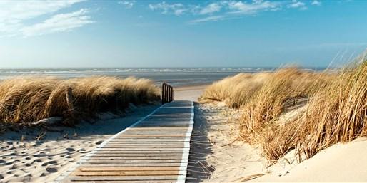 ab 99 € -- Nordseeurlaub im Strandhotel auf Norderney, -46%