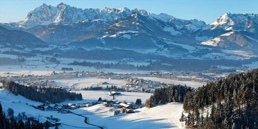 159-179 € -- Winterurlaub in Tirol mit Skipass, 33% sparen