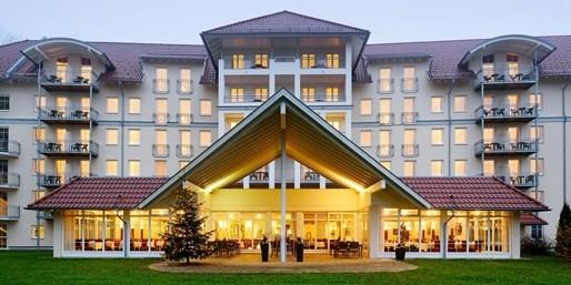 129 € -- Auszeit im Allgäuer 4,5*-Hotel mit Menü, -35%