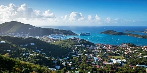 2299 € -- Karibik-Kreuzfahrt in Balkonkabine mit Flug, -800€