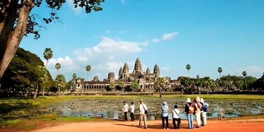 ab 1799 € -- Vietnam, Kambodscha & Thailand entdecken, -500€