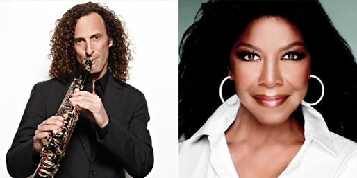 $29 -- Kenny G or Natalie Cole Mother's Day Weekend, 65% Off