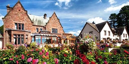 £119 -- Cumbria Break w/Tasting Menu & Paired Wines, 58% Off