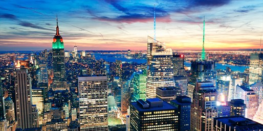 £1145 -- NYC, Niagara Falls & Washington DC Tour, Save £364