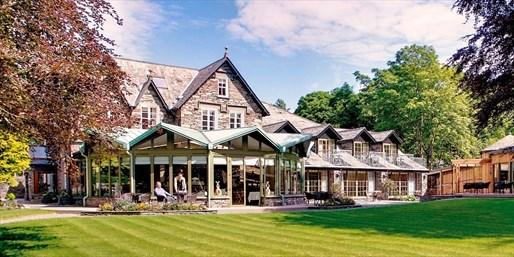 £179pp -- Lake District 2-Nt Gourmet Escape w/Meals & Bubbly