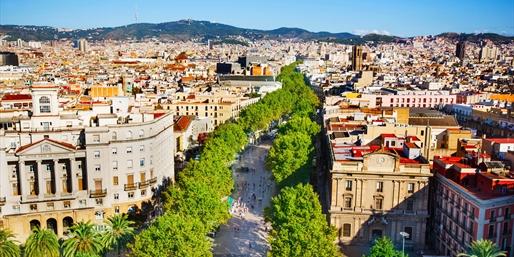 68€ -- Unique : Apart'hotel au cœur de Barcelone, -50%