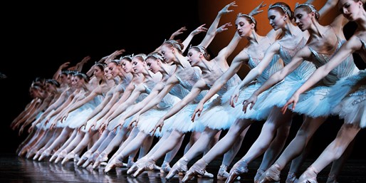 3-Show Ballet Subscription incl. 'Swan Lake,' up to 50% Off
