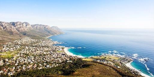 Panorámica de Ciudad del Cabo