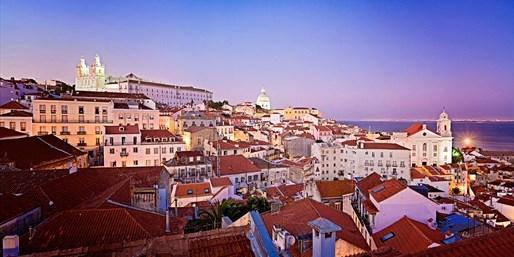 Panorámica de Lisboa