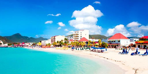 Save up to $150 -- Flights to St. Maarten into December