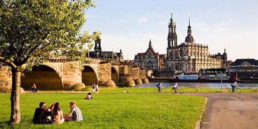 89 € -- 3 Tage Dresden mit Vier-Gang-Menü, 39% gespart