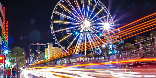 Myrtle Beach 3-Nt Stay w/$60 Food Credit