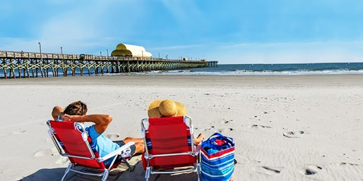 Pet-Friendly Oceanview Myrtle Beach w/Treat, From $259