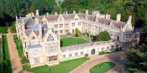 £99 -- Award-Winning Northamptonshire Manor, Was £160