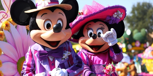 £229pp -- Disney Family Break inc Free Eurotunnel