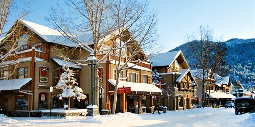 Travelzoo Deal: $89 -- Banff Retreat incl. Breakfast into May, Reg. $195