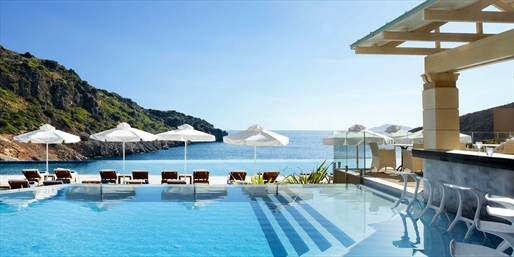 £599pp -- 'Ultra Chic' Crete Holiday w/Meals & Private Pool
