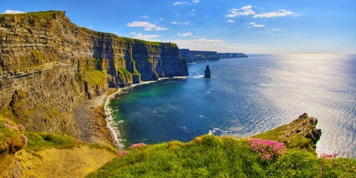 photo : Falaises de Moher