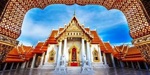 £401 & up -- Flights to Bangkok & Hong Kong fr London (Rtn)