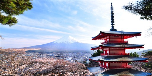 £499 -- Fly to Tokyo from Edinburgh & Aberdeen (Return)