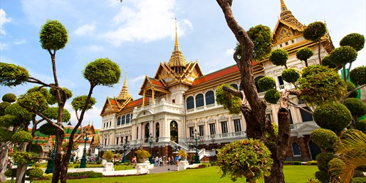 £414 -- Fly to Bangkok from London Heathrow (Return)