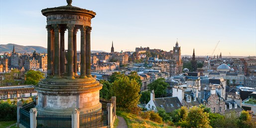 £40 & up -- Return Flights Between London & Scotland