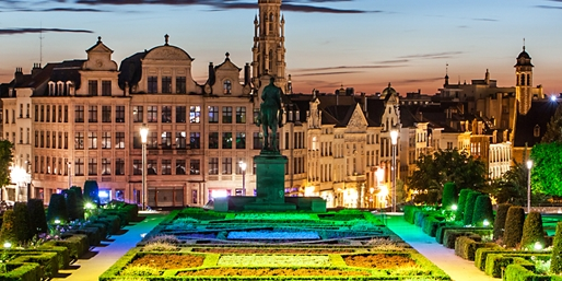 £38 -- Fly to Brussels from Manchester (Return)