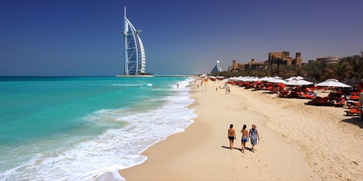 £224 & up -- Flights to Dubai from London Stansted (Return)
