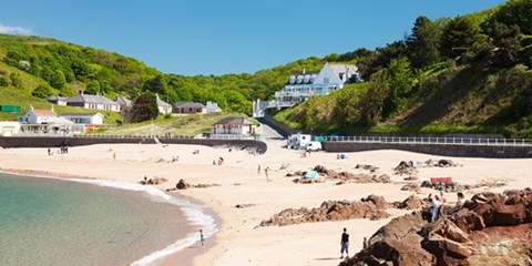 £38 & up -- Spring & Summer Flights to Jersey (Return)