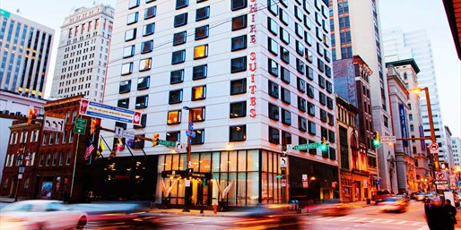 $89 -- Baltimore Inner Harbor Hotel w/Breakfast, Reg. $129
