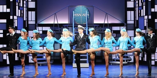 """ab 17€ -- Musical """"Catch me if you can"""" im Deutschen Theater"""