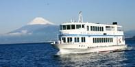 ¥1,585 --【东京出发】乘游览船眺望富士山+堂岛温泉二日游 纯和式旅馆住宿