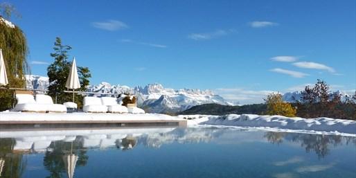 274 € -- 3 Genießer-Tage in Südtirol mit Halbpension