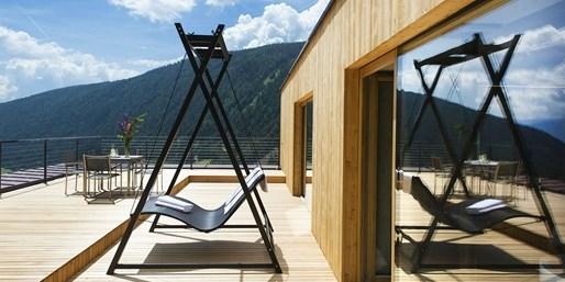 219 € -- 4 Wellnesstage in den Dolomiten mit Verwöhnpension