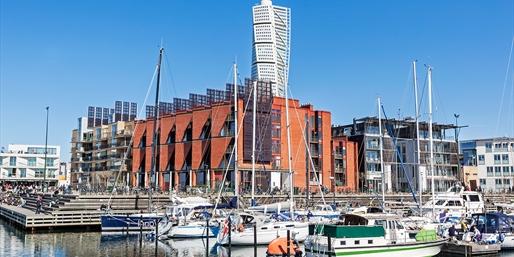 159 € -- Schweden: 4 Tage Malmö mit Fähre & 4*-Hotel, -38%