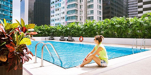 $170 -- Hong Kong 4-Star Hotel Stay w/Massage & Upgrade