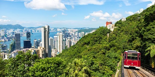 £85 -- Hong Kong: 4-Star Hotel w/Upgrade & B'fast, 41% Off
