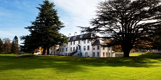£55 -- Scottish Highlands Hotel Stay for 2, Save 57%