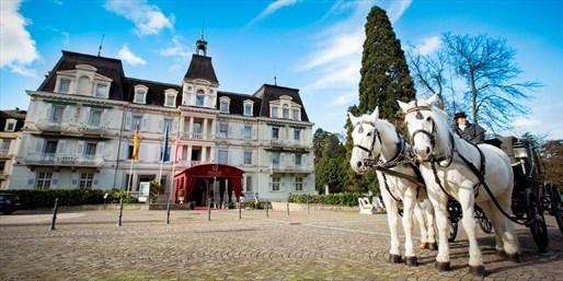 149 € -- Schwarzwald: Relax-Tage mit Dinner & Sekt, -43%